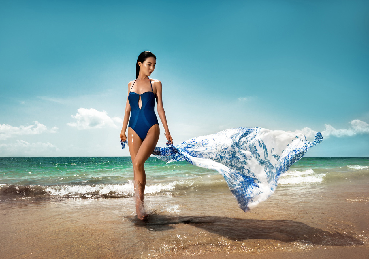 Print Design for K.Blu Swimwear